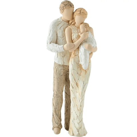 More Than Words Welcomed with Love Figurine
